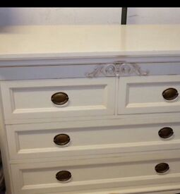 Wanted Laura Ashley Lille Tall Drawers