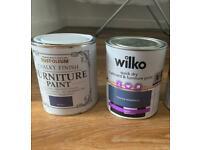 Cupboard paints