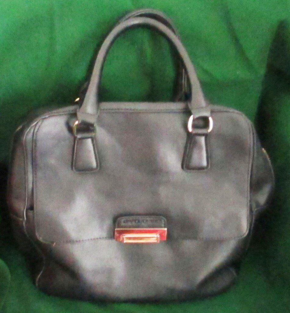 Black Handbag By David Jones