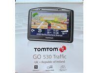 Sat Nav: TomTom GO 530