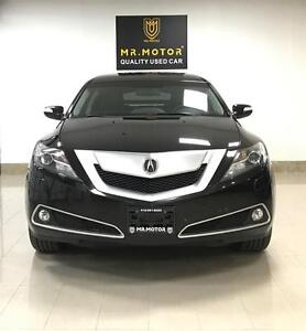 2010 Acura ZDX ACCIDENT FREE!!!BACKUP CAMERA ,PANO ROOF,CERTIFIE