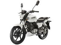 KSR Moto Worx 125cc - 2yr Parts & Labour Warranty - Finance Available
