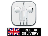 iPhone Earphones Headphones Earpods Handsfree Remote with Mic - Wholesale Bulk Joblot