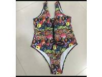New without tag Emjoi Swimsuit Size XL /14