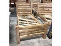 Single bed flintstones range