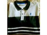 Brand new kangol Mens Polo shirt Medium