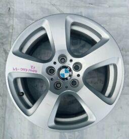 "BMW 5 SERIES E60 E61 ALLOY WHEEL RIM 17"" ALLOY WHEEL RIM - 6777346 7.5J"