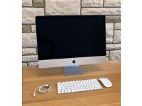 Apple iMac Desktop Computer 21.5 inch late 2015 Intel Core i5 8GB Memory 1TB HD, original box