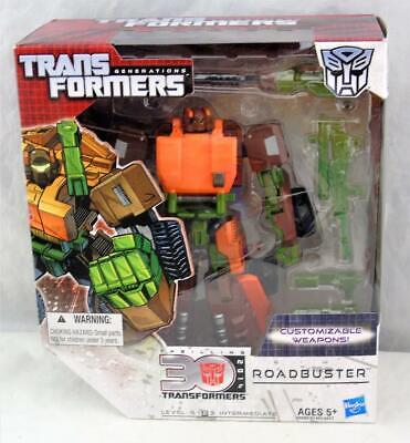 Transformers Generations 30th Anniversary Voyager Class Roadbuster MISB Sealed