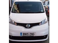 Nissan NV200 2015 Excellent condition, White body, reversing camera, electrics, wood panelling, AC