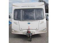 BAILEY, SENATOR SERIES 6 ARIZONA, 2010 *MOTOR MOVER* 4 BERTH CARAVAN *REDUCED WAS £8950*