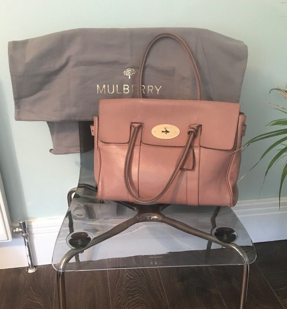 d0d96a674e ... where to buy mulberry bayswater bag in blush pink leather b677c 513b6