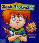 9781575423890 Zach Apologizes | William Mulcahy