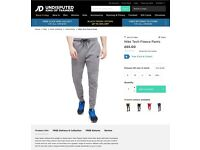 BNWT Nike Tech Fleece Bottoms