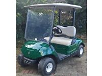 YAMAHA Electric Golf Buggy Cart Caddy 48v EXCELLENT