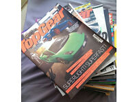 20 Top Gear and Car Magazines - early 2000s - 2011