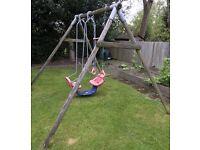 Wooden swing (TP from Wicken Toys)