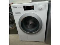 MIELE W1 Classic 8kg washing machine 1400 spin like new
