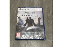 Assassins Creed Valhalla PlayStation 5 PS5 Game New & Sealed