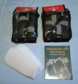 Taekwondo Protective Gear (age 10-12 approx) £20