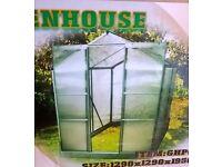 4' x 4' Brand new greenhouse