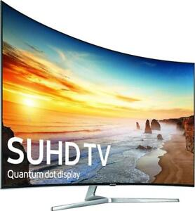 """SAMSUNG 65"""" LED 4K HDR CURVED SMART SUHDTV 9500 SERIES *NEW IN BOX WITH WARRANTY*"""