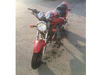 Suzuki 600 Bandit ***Spares or Repair***