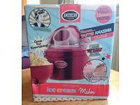 American Originals Ice Cream Maker, Unused and Boxed