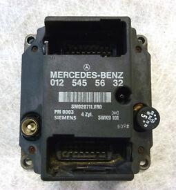 PMS ecu for Mercedes E200 W124, 0125455632, 012 545 56 32
