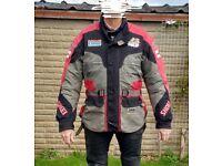 Shoei motor bike Over jacket