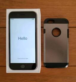 iPhone 6 64gb, boxed in excellent condition