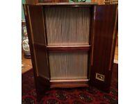 Gramophone 78s Storage Cabinet