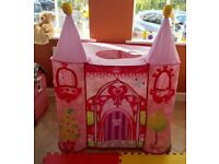 Early Learning Centre Wonderland pink play tent-used condition