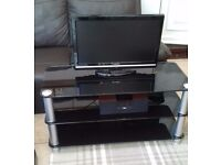 TV, DVD & sky/freeview box stand