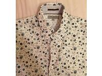 "Ted Baker Shirt - 16"" Collar"