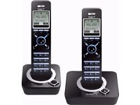 Cordless phone IDECT Q1i twin fully working and in great condition