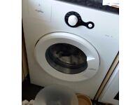 Washing machine, Cooker and Fridge Freezer