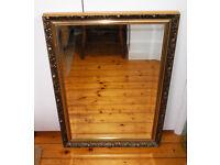 Antique Look Decorative Gilt Frame Wall Mirror