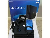 PS4 PRO BUNDLE playstation fifa 18