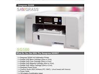 Sawgrass sg500 sublimation printer