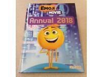 NEW The EMOJI MOVIE Activity Book