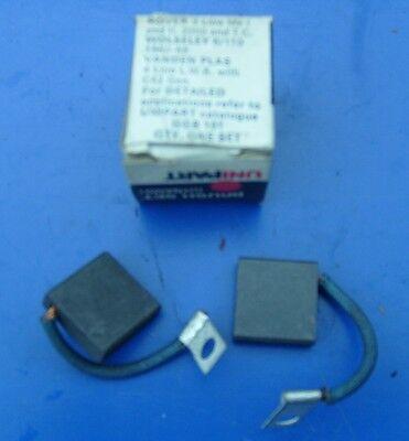 JAGUAR E TYPE MK2 HEALEY 3000 PRINCESS R 4.0 ROVER 3.0 ORIGINAL DYNAMO BRUSH SET