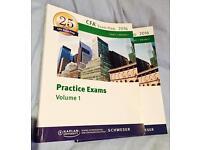 CFA Level 1 Practice Exams 2016