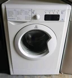 Indesit 9KG Washing Machine - 6 Months Warranty - £140