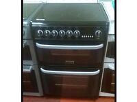 BLACK CANNON 60cm ELECTRIC COOKER ,EXCELLENT CONDITION, 4 MONTHS WARRANTY