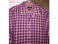 Men's Hugo Boss shirt. Size XXL. £40