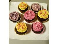 Homemade Cupcakes only £15 for 12