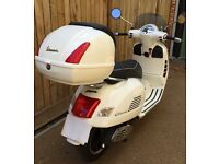 Vespa GTS 125 Super IE