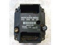 PMS ecu for Mercedes E200 W124, 0125455632, 012 545 56 32