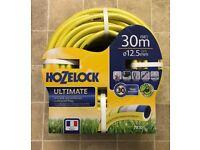 Hozelock Ultimate garden hose pipe 30m Brand New in packaging